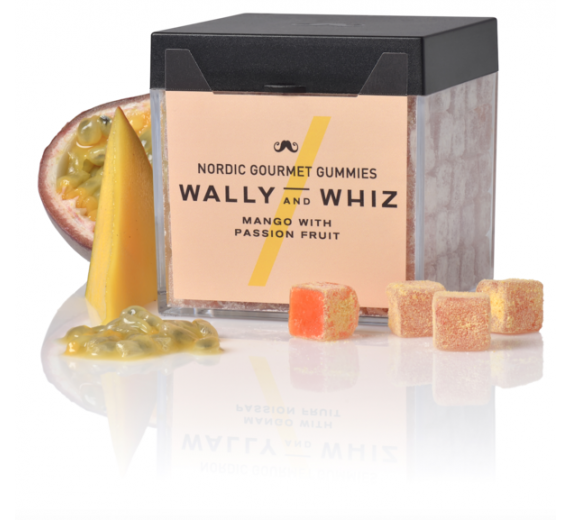 Mango med Passion - Wally and Whiz