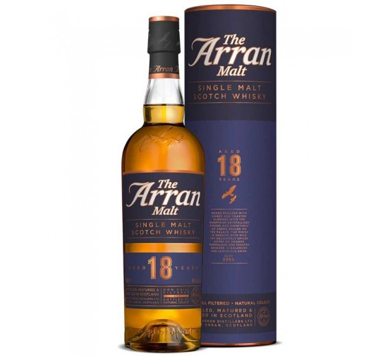 The Arran Malt 18 Y.o Island Single Malt Whisky