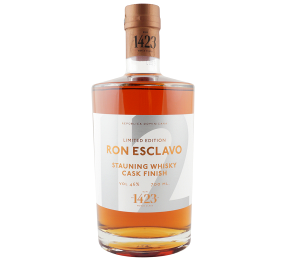 Ron Esclavo Stauning Whisky Cask Finish 12 års