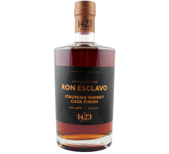 Ron Esclavo Stauning Whisky Finish X.O