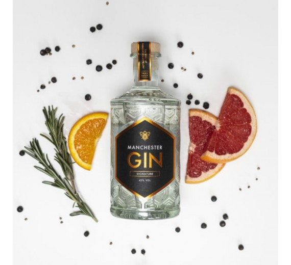 Manchester Traditonally Distilled Gin