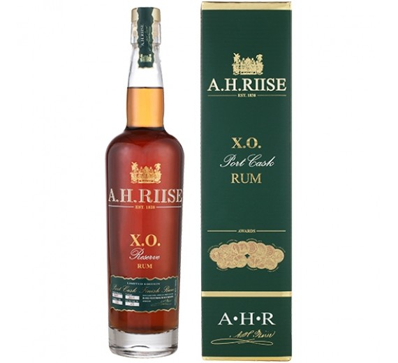 A.H. Riise X.O Port Cask Finish