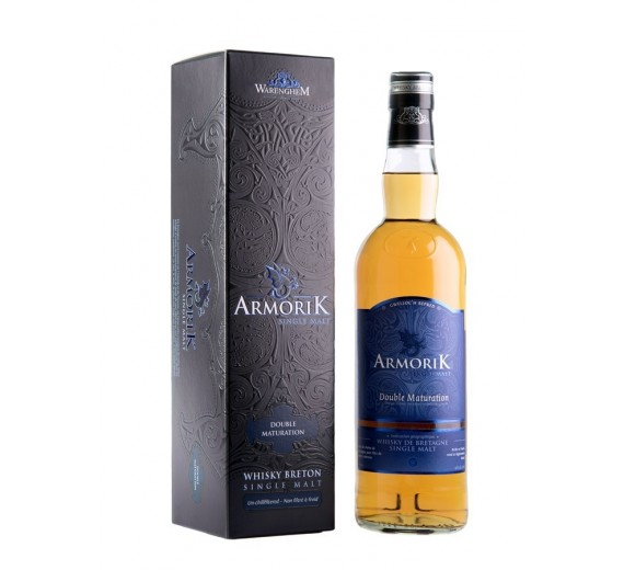 Armorik Double Maturation French Single Malt