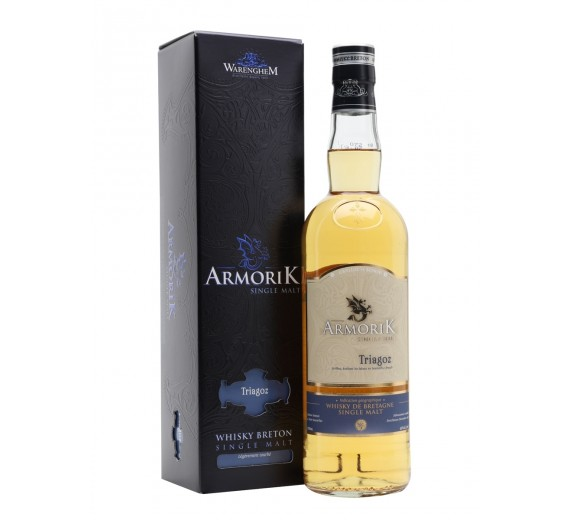Armorik Triagoz French Single Malt