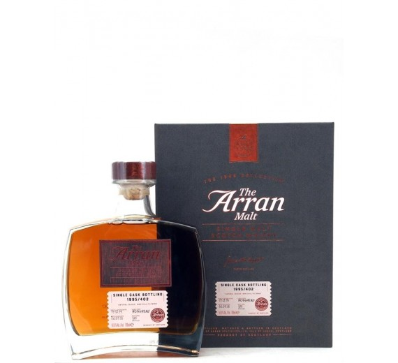 The Arran Malt 1995 Single Cask Island whisky