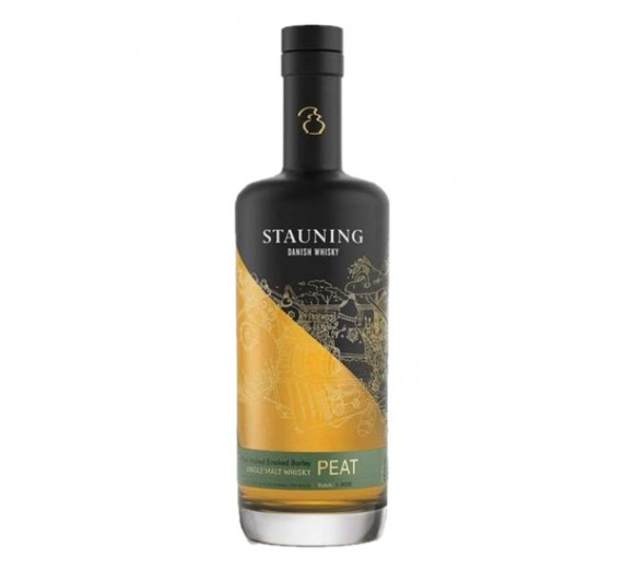 Stauning Whisky Distillery - Peat Batch 1, 2020