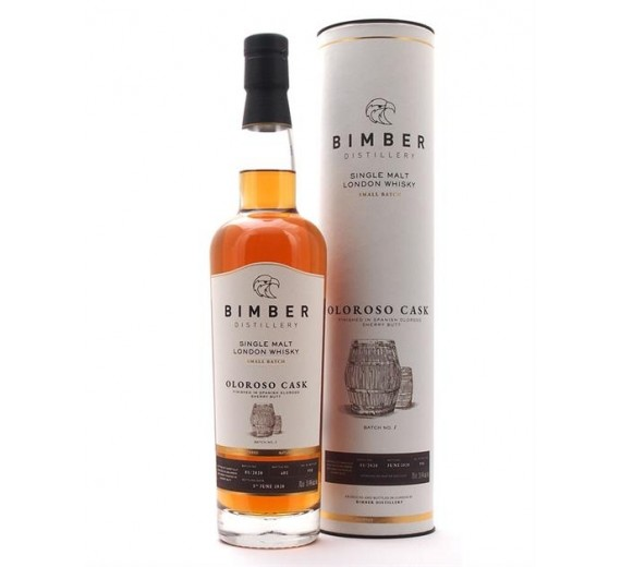 Bimber Distillery Oloroso Cask London Single Malt