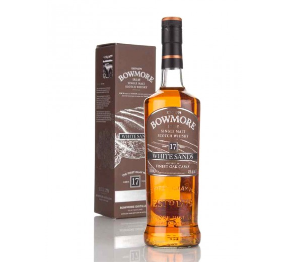 Bowmore Distillery - White Sands 17 Y.o Islay Single Malt