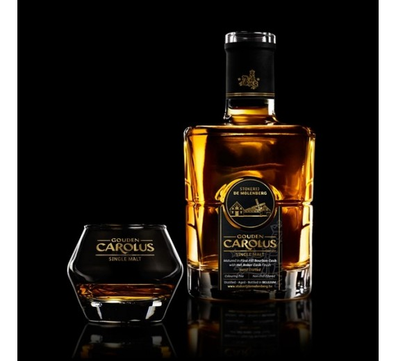 Gouden Carolus Belgian Single Malt Whisky