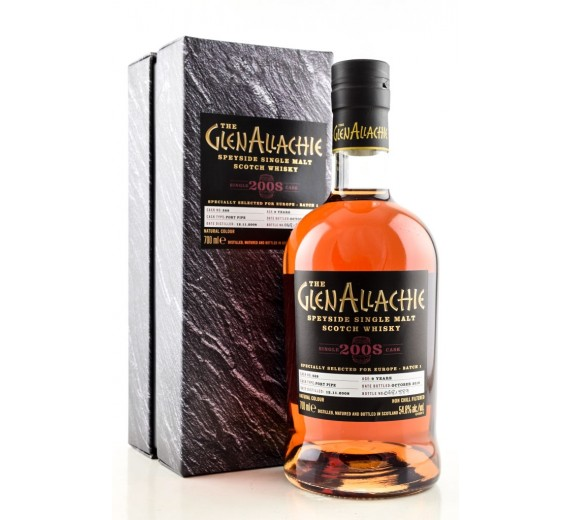 The Glenallachie Distillery 2008 9 Y.o Cask 569 Speyside Single Cask Single Malt