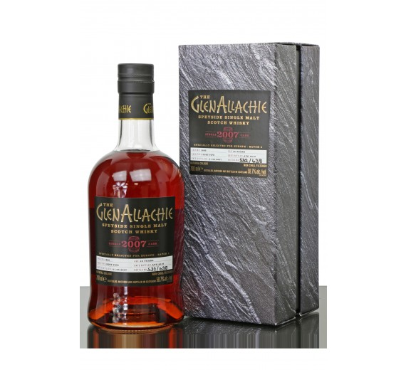 The Glenallarchie Distillery 2007 12 Y.o Cask 1860 Speyside Single Cask Single Malt
