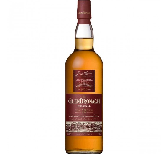 Glendronach Distillery 12 års Highland Single Malt