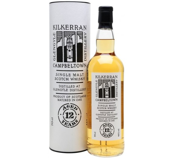 Kilkerran 12 Y.o Campeltown Single Malt