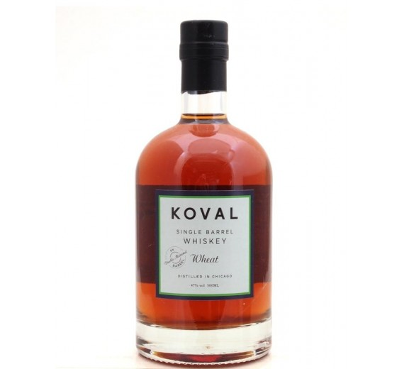 Koval Single Barrel P.X Wheat Whiskey
