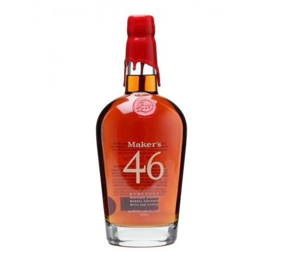 Maker's 46 Kentucky Bourbon Whisky