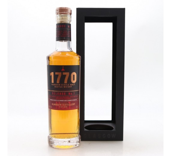 1770 Glasgow Distillery - Relase No. 1
