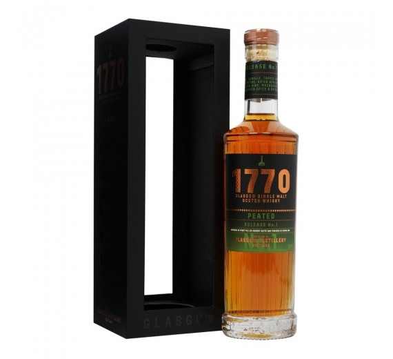 1770 Glasgow Distillery Release No 1 - Peated