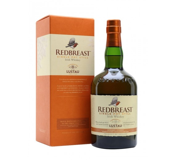Redbreast Lustau Edition Irish Single Malt