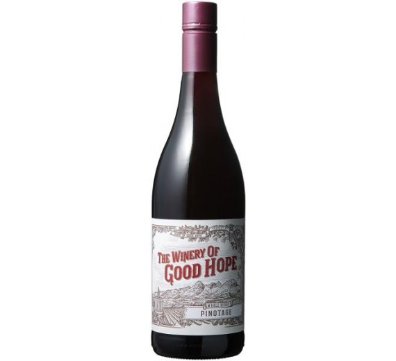 The Winery of Good Hope - Whole Berry Pinotage