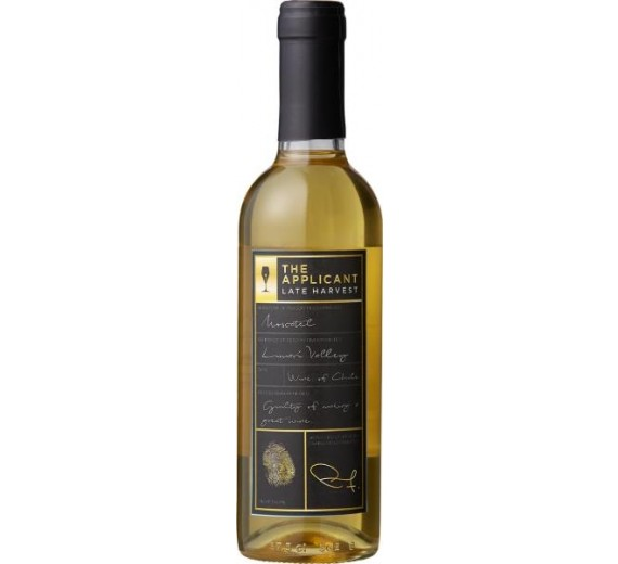 The Applicant Late Harvest Moscatel