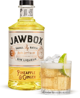 Jawbox Pineapple and Ginger Gin Liqueur-20
