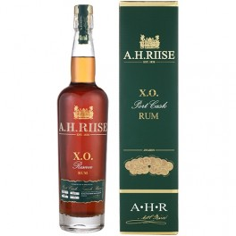 A.H. Riise X.O Port Cask Finish-20
