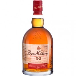 Dos Maderas 5+3 Double aged rum-20