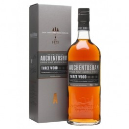 Auchentoshan Distillery Three Wood Lowland Single Malt-20
