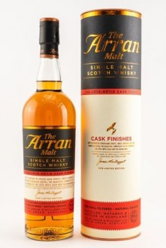 The Arran Malt Côte-Rôtie Cask Finish Island Single Malt Whisky-20
