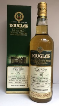 Tamdu 10 Y.o Douglas of Drumlanrig Speyside Single Malt (Only for DK)-20