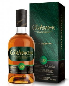 The Glenallachie Distillery 10 Y.o Cask Strenght Speyside Single Malt (Batch I)-20
