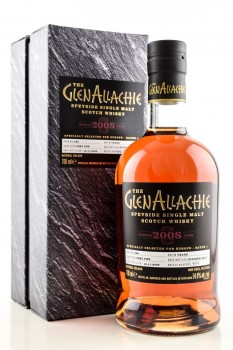 The Glenallachie Distillery 2008 9 Y.o Cask 569 Speyside Single Cask Single Malt-20