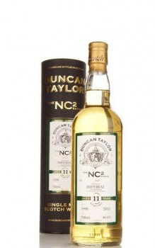 Imperial Distillery 1998/2010 11 Y.o Duncan Taylor Speyside Single Malt-20
