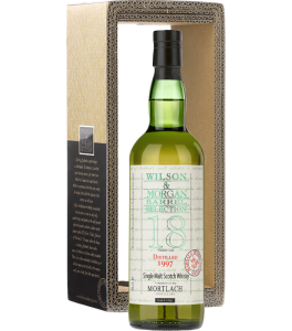 Mortlach Distillery 1997 18 Y.o Marsala Finish Speyside Single Malt Wilson and Morgan Barrel Selection-20