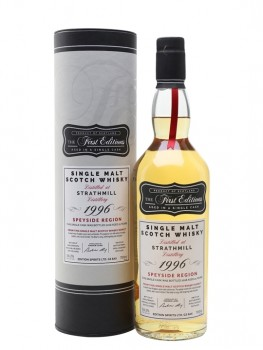 Strathmill Distillery 1996 21 Y.o The First Edition Hunter Laing Speyside Single Cask Single Malt-20