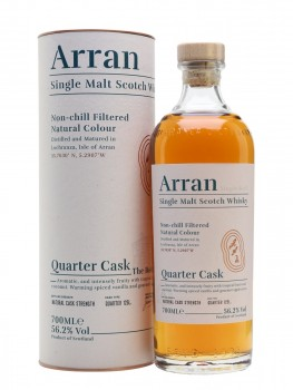 The Arran Malt Quarter Cask (The Bothy)-20